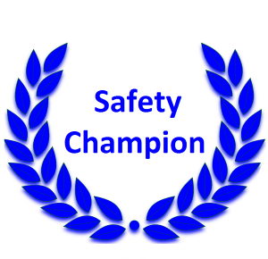 Safety Champion Logo