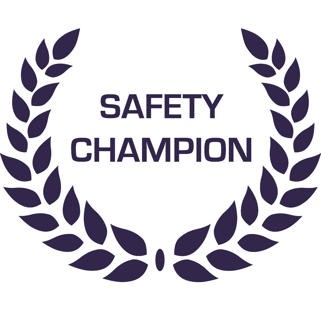 Safety Champion Logo | OHS Software | WHS Software | Safety Software