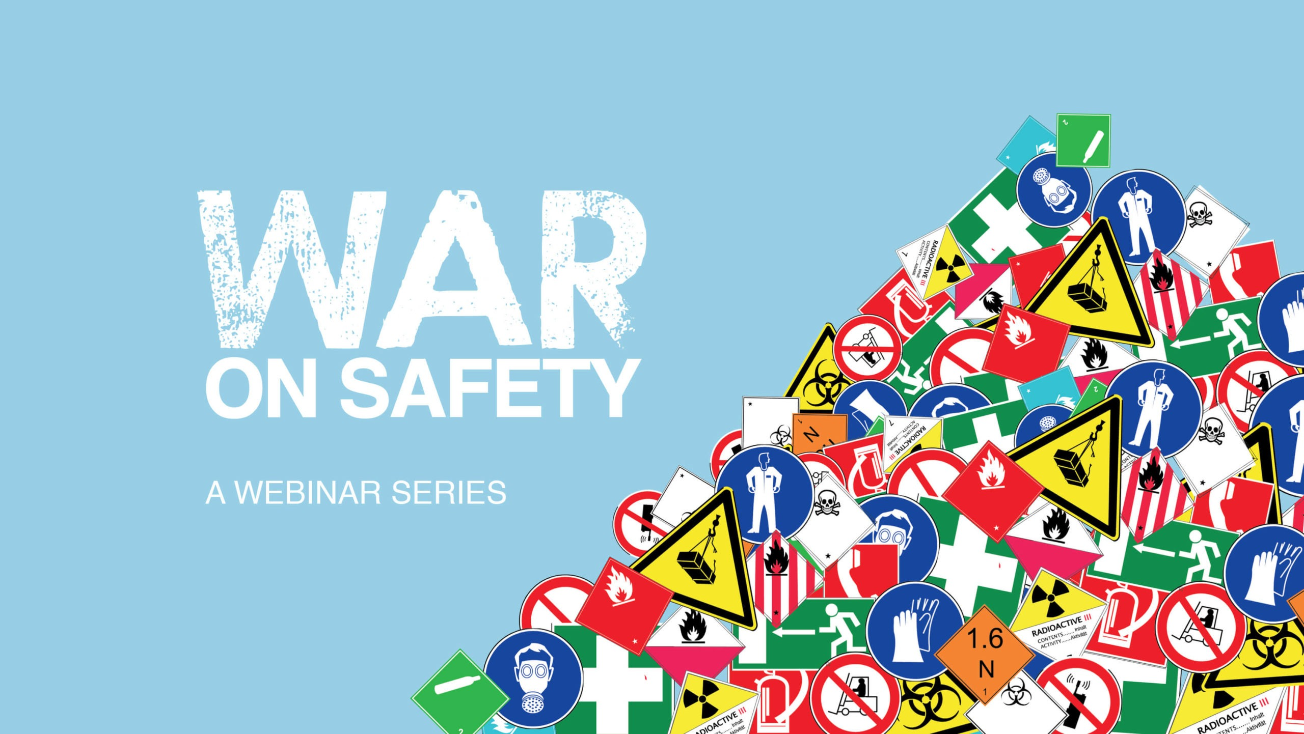 war on waste War on Safety Webinar Promo