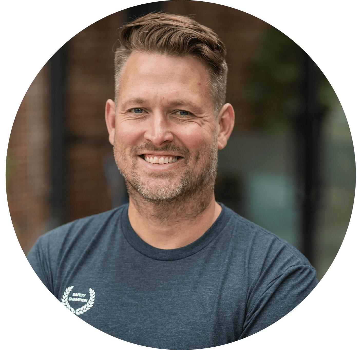 Safety Champion – Craig Salter